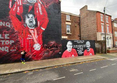 049-Jordan-Henderson-Hendo-Mural-lfc-premiership-champions-ian st john-roger hunt-fa cup tribute