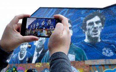 Media: Everton FC Legends