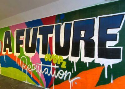 064-knife crime-street art-tag-graffiti-underpass