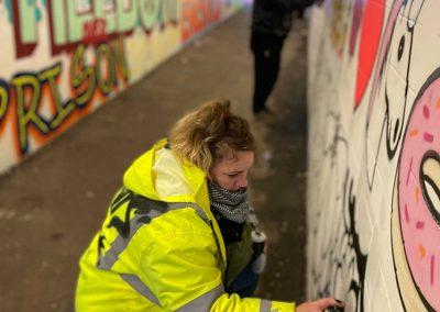 070-community street art-street art projects-underpass-community project-urban art
