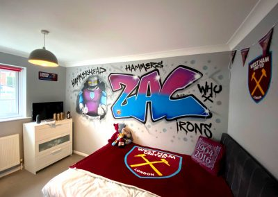071-Westham-graffiti-name-tag-on-childs-bedroom-wall