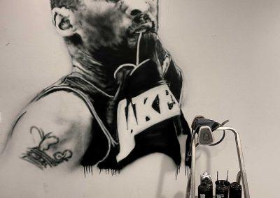 080-kobe bryant-school street art-high school art-murals-sporting legends-basketball