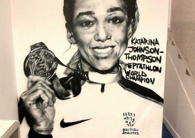 082-katharina johnson thompson-kjt-athlete-gold medal-heptahlon-street art-mural