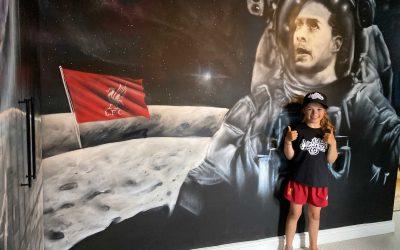 LFC Space Bedroom