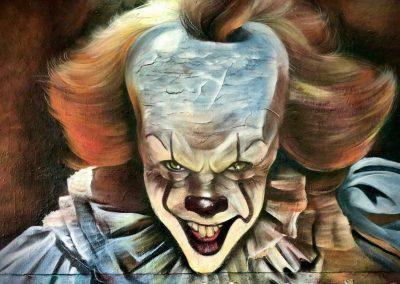 111-IT Clown-graffitti-art