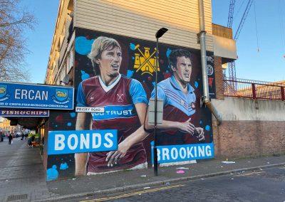 120-Billy-Bonds-Trevor-Brooking-West Ham-United-Mural