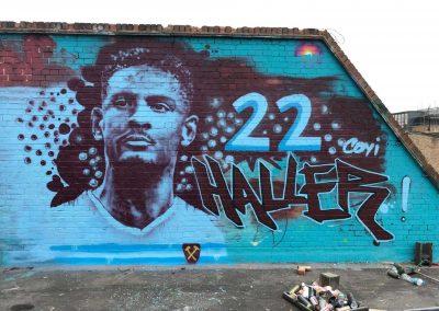 147-Sebastian-Haller-West Ham-United-Mural