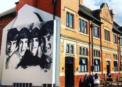 164-the beatles- beatles-john lennon-paul mccartney- all you need is love-beatles mural-street art