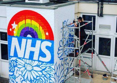 NHS-Wall-Mural